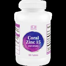 Coral club cinkas Coral Zinc 15