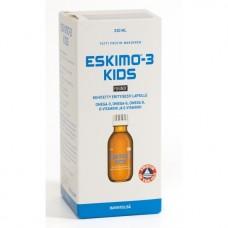 Kiti gamintojai - Omega-3 Eskimo-3 KIDS, skystis
