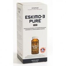 Kiti gamintojai - Omega-3 Eskimo-3 Pure, 120 kapsulių