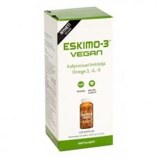 Kiti gamintojai - Omega 3,6,9 Eskimo Vegan, linų sėmenų aliejus, 120 kapsulių