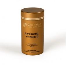 Kiti gamintojai - Liposominis vitaminas C kapsulėse, 60 kapsulių